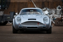 Epic Aston Martin DB7 to DB4 Conversion 3
